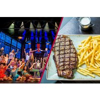 Upper Circle Theatre Show and Dining for Two at Steak and Lobster - Musical Theatre Gifts