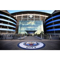 Tour of Manchester City Stadium for One Adult and One Child - Days Out Gifts