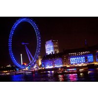 London Showboat Dining Cruise for Two on The Thames - Dining Gifts