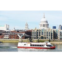 Afternoon Tea with Thames River Cruise for Two - Thames Gifts