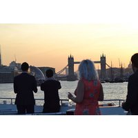 River Thames Cruise With Dinner And Elvis Tribute Act For Two Picture
