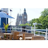 Bottomless Afternoon Tea aboard RS Hispaniola with Thames Sightseeing for Two - Thames Gifts