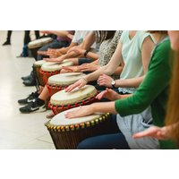 African Drumming Lesson for Two at London African Drumming - Drumming Gifts