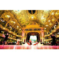 Blackpool's Tower Ballroom Entry with Afternoon Tea for Two - Ballroom Dancing Gifts