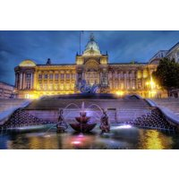 Birmingham Photography Tour At Night For One Picture