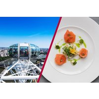 Coca Cola London Eye and Bateaux Lunch Cruise For Two - Coca Cola Gifts