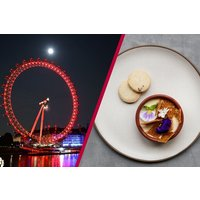 Coca Cola London Eye and Bateaux Deluxe Dinner Cruise For Two - Coca Cola Gifts