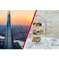 The View From The Shard And Bateaux Afternoon Tea Cruise For Two Picture
