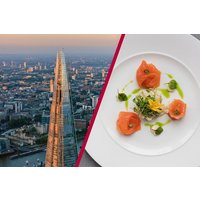 The View From The Shard And Bateaux Deluxe Dinner Cruise For Two Picture