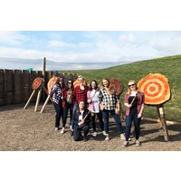 Axe Throwing Experience for Two at Yorkshire Activity Centre - Activity Gifts