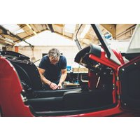 Morgan Motor Car Factory Tour for Two - Car Gifts