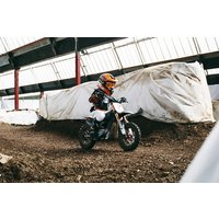 Electric Motocross Bike Experience For Family Of Four At Imoto X Picture