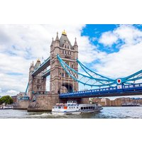 Westminster Sightseeing Trip on the Thames for a Family of Five – One Way - Thames Gifts