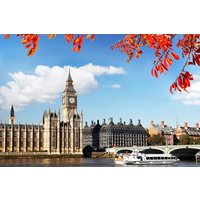 Westminster Sightseeing Cruise on the Thames for Two – Return Trip - Thames Gifts