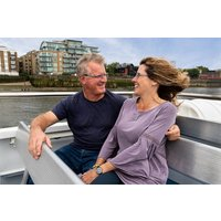 Thames River Service Greenwich to Westminster or Vice Versa for Two Adult Return - Thames Gifts