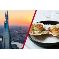 The View From The Shard With Lunch For Two At Gordon Ramsay's Savoy Grill Picture
