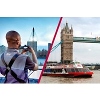 Up at The O2 and Thames Cruise Rover Pass for Two - Thames Gifts