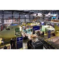 Museum Entry With Afternoon Treat For Two At Brooklands Museum In Surrey Picture