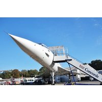 Museum Entry With Concorde Experience For Two At Brooklands Museum In Surrey Picture