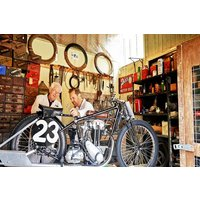 Museum Entry with Lunch for Two at Brooklands Museum in Surrey - Lunch Gifts