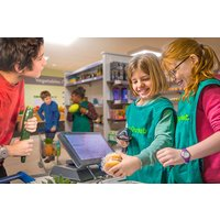 Three Hour End of Day Entry to Kidzania for One Adult and Two Children - Days Out Gifts