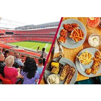 Wembley Stadium Tour And Three Course Meal At Cabana Wembley For Two Picture