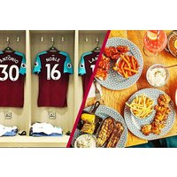London Stadium Tour and Three Course Meal at Cabana Westfield Stratford for Two - Days Out Gifts