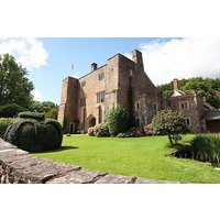 Bickleigh Castle Grounds and Garden Tour with Cream Tea for Two - Days Out Gifts