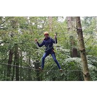 Tree Top Trials Entry to Hero Course for One Adult and One Child - Adult Gifts