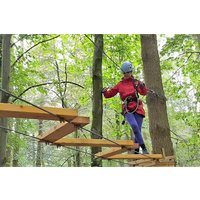 Tree Top Trials Entry to Pioneer Course for One Adult and One Child - Adult Gifts