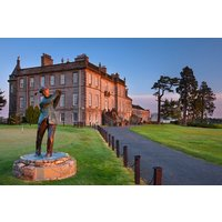 Round of Golf and Afternoon Tea for Two at Dalmahoy Hotel and Country Club - Country Gifts