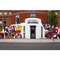 Museum Entry with a Cream Tea and Fizz for Two at Museum of Brands - Brands Gifts