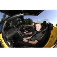 Junior Supercar Driving Thrill with Passenger Ride - Supercar Gifts
