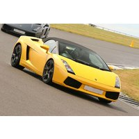 Double Supercar Driving Blast at a Top UK Race Track - Track Gifts