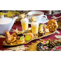 Jasmine Indian Afternoon Tea For Two At 5* Taj 51 Hotel Picture