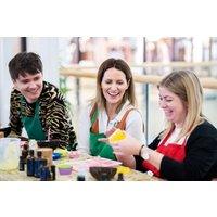 Make Your Own Cosmeti-Craft® Go Green Toiletries Workshop with Afternoon Tea for Two