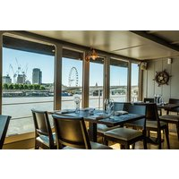 Afternoon Tea on the River for Two at The Yacht London