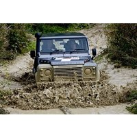 Mudmaster 4x4 Off Road Driving Experience at Brands Hatch - Brands Hatch Gifts