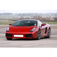 Lamborghini Driving Blast Picture