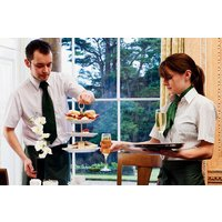 Champagne Afternoon Tea for Two at Cricket St Thomas Hotel - Cricket Gifts