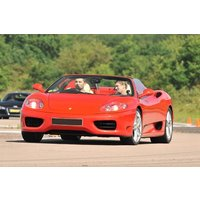 Triple Supercar Driving Thrill with Passenger Ride - Weekends - Supercar Gifts