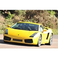 Lamborghini Driving Thrill With Passenger Ride Picture