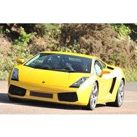 Lamborghini And Aston Martin Driving Thrill Picture