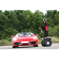 Supercar Drive and Off Road Segway Experience - Segway Gifts