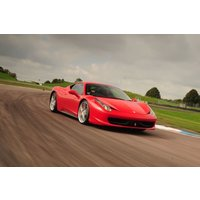 Ferrari 458 vs Porsche Driving Experience at Thruxton - Ferrari Gifts