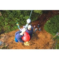 Junior High Ropes Adventure In Norfolk Picture