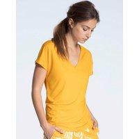 CALIDA Favourites Trend 6 Kurzarm-Shirt, V-Neck