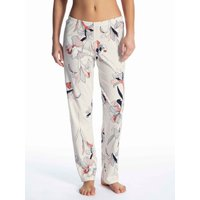 CALIDA pyjamahose favourites Schlafanzüge beige Damen Gr. 38