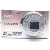 CAMARA DIGITAL COMPACTA NIKON COOLPIX S560