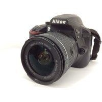 CAMARA DIGITAL REFLEX NIKON D3400 + AF